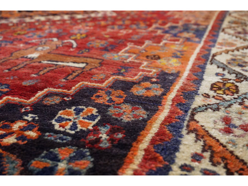 Qashgai Rug - Rugs of Petworth