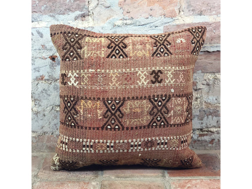 Turkish Kilim Cushion - Rugs of Petworth
