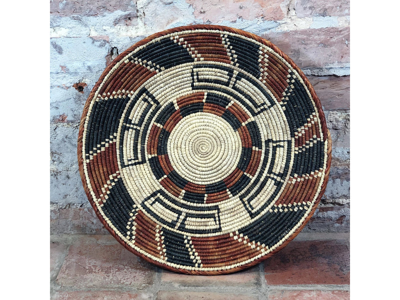 Palm Fibre Bowl - Rugs of Petworth