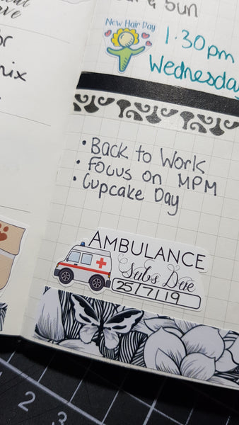 Ambulance Subscription Reminders