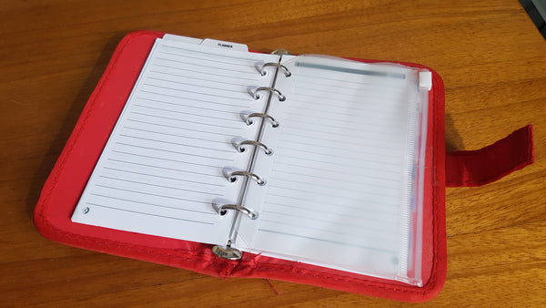 Pocket Planner PVC Pockets