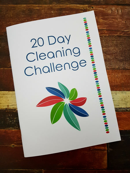 20 Day Cleaning Challenge