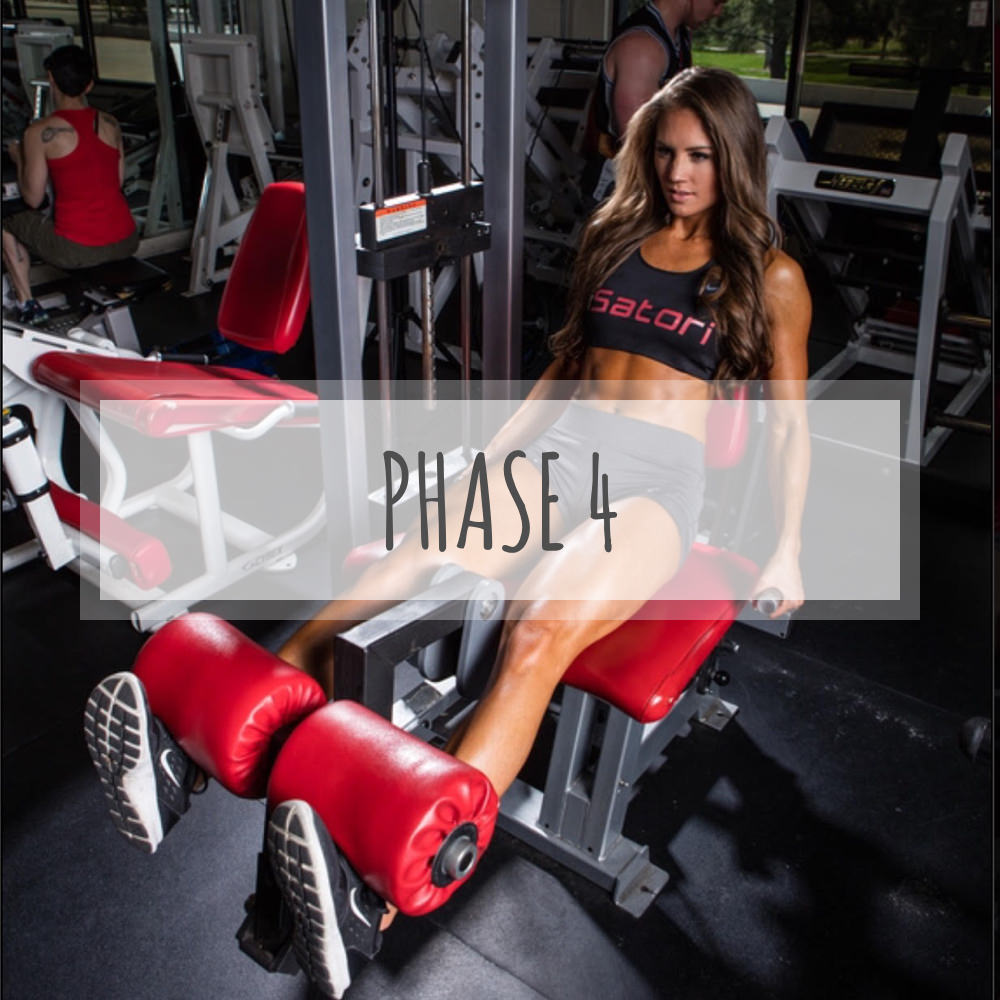 Training: Phase 4