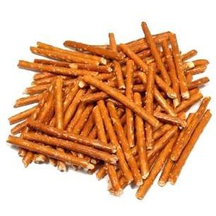 Classic Roasted Pretzels Sticks With Salt  / بريتزل محمص بطعم - الملح - Abu-Auf.com