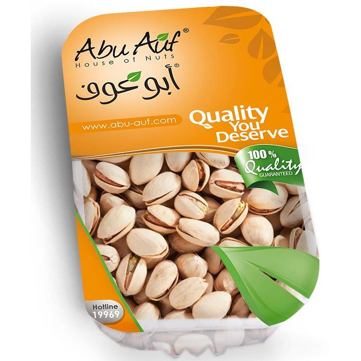 Roasted & Salted Pistachio 175 Gm /  فستق محمص مملح