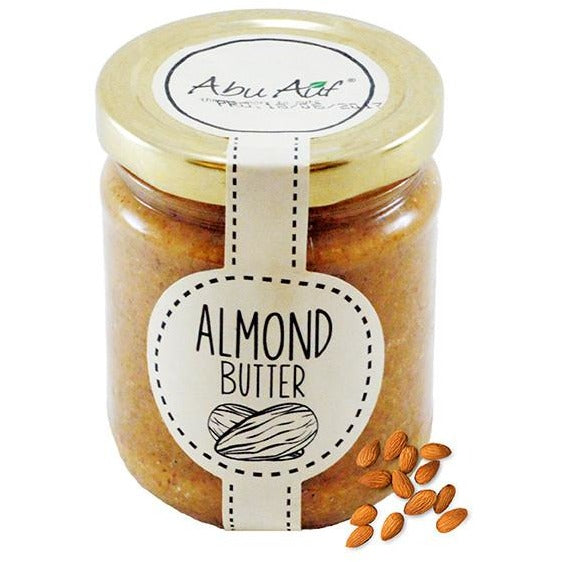 Abu Auf Almond Butter, 200gm