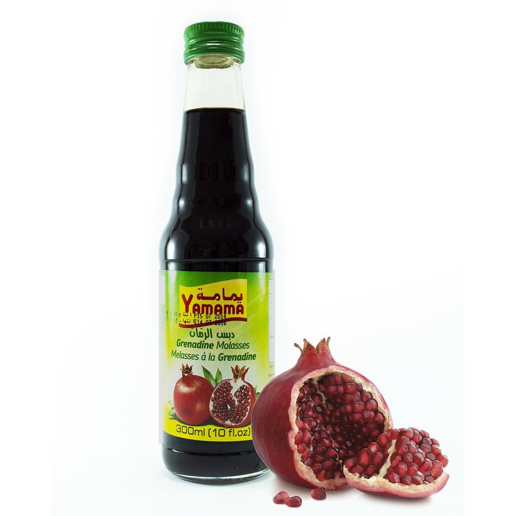 Yamama Pomegranate Honey ( 300 - 750)  ml / دبس الرمان - Abu-Auf.com