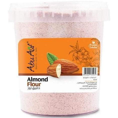 Live Green Almonds Flour 450 gm / دقيق اللوز - Abu-Auf.com