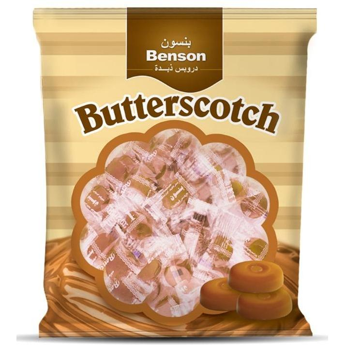 Benson Butterscotch , 275 Gm / بنسون بونبون بالزبده - Abu Auf