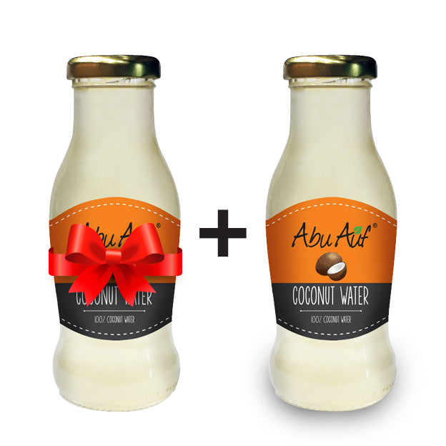 Abu Auf Coconut Water - (Buy 1 Get 1 Free)