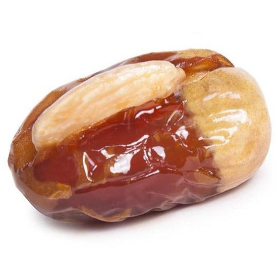 Premium Dates with Almonds 200 Gm / بلح باللوز 200 جم - Abu Auf