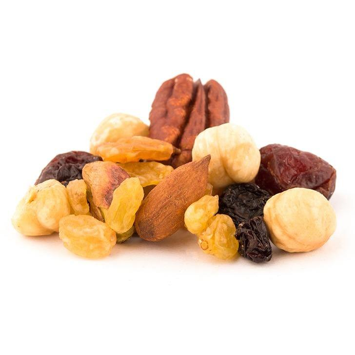 Trail Mix Nuts - Abu Auf
