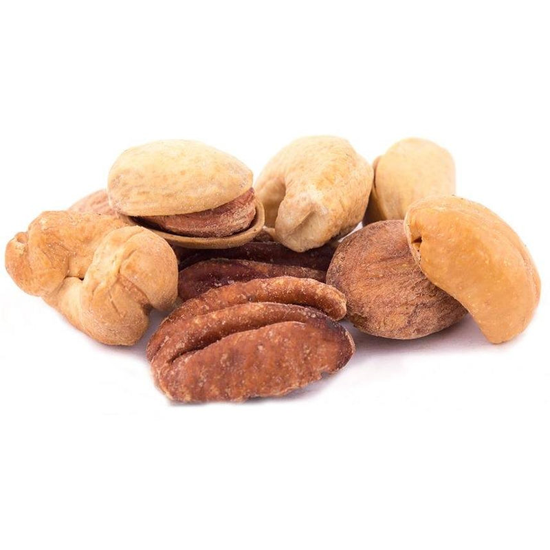 Abu Auf mix (Roasted and Salted Mix Nuts) / (أبو عوف ميكس (محمص مملح - Abu-Auf.com