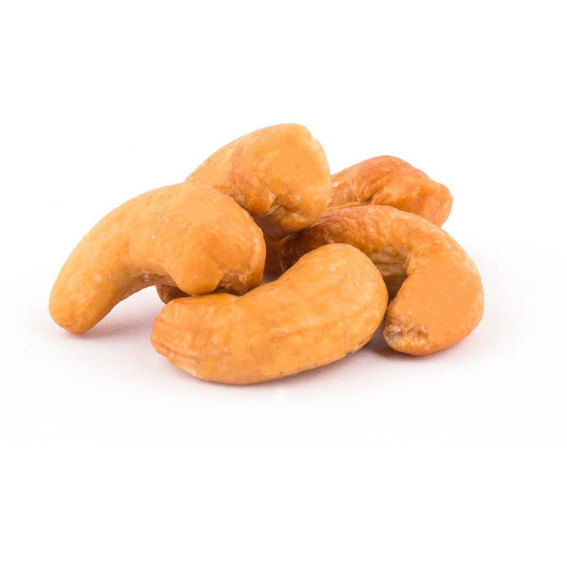 Roasted salted cashew /  كاجو محمص مملح - Abu-Auf.com
