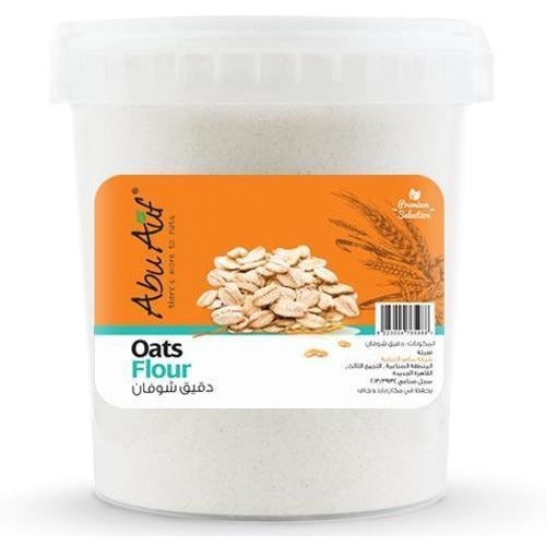 Live Green Oats Flour 400 gm / دقيق الشوفان - Abu-Auf.com