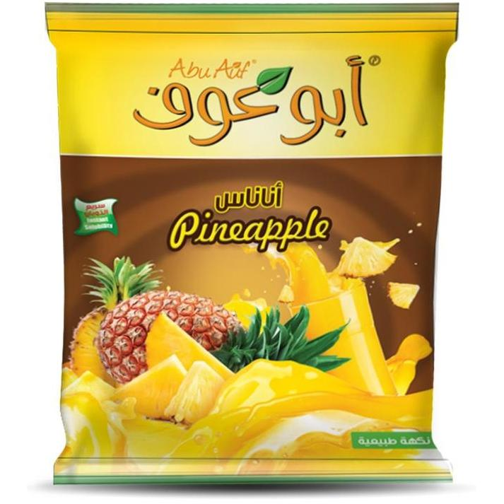 Pineapple Drink , 600 Gm / عصير أناناس - Abu Auf