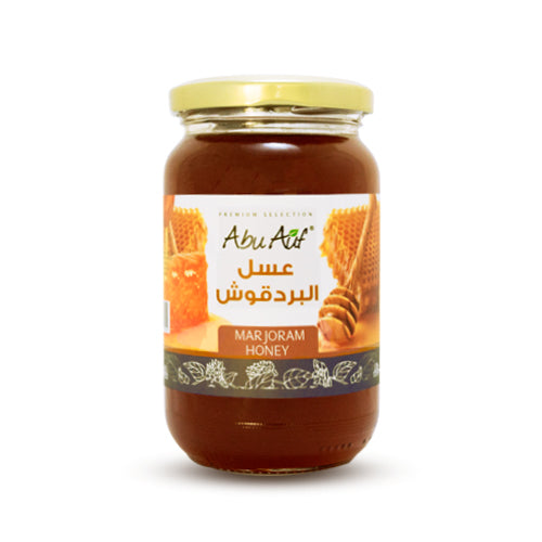 Abu Auf  marjoram honey / عسل بردقوش - Abu-Auf.com