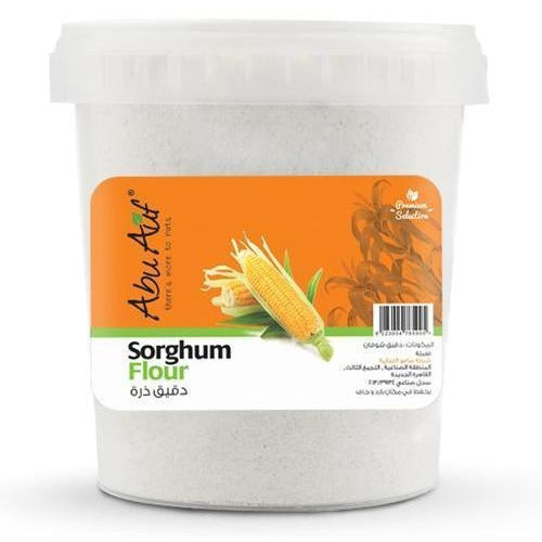 Live Green Sorghum Corn Flour 400 gm / دقيق الذرة - Abu-Auf.com