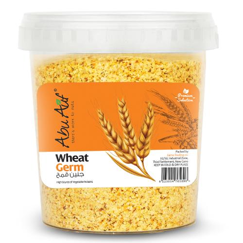 Wheat Germ  350 Gm /  جنين القمح - Abu-Auf.com