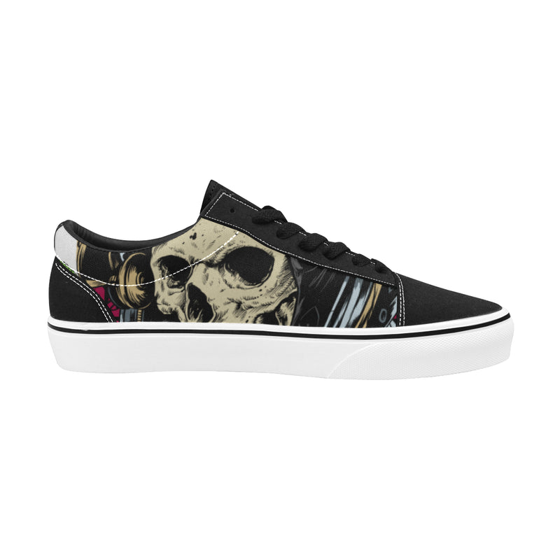 Spacely Clothing - Dead Space Men's Lace-Up - SpacelyClothing