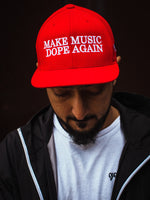 Spacely Clothing: Ice Cream Sundays - Make Music Dope Again Colaberation - SpacelyClothing