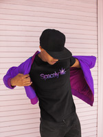 Spacely Clothing Space Leaf - Unisex - SpacelyClothing