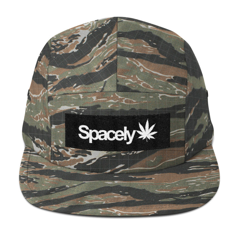 Spacely Clothing Leaf Cap - SpacelyClothing