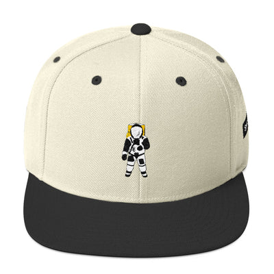 Spacely Spaceman Snapback Hat - SpacelyClothing
