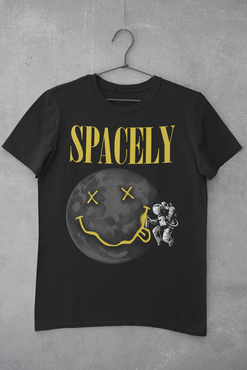 Spacely Clothing Moon Tag - Unisex - SpacelyClothing