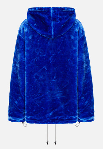 Story Of Lola | THE BRIGHT BLUE LOLA HOODIE (FULL ZIP)