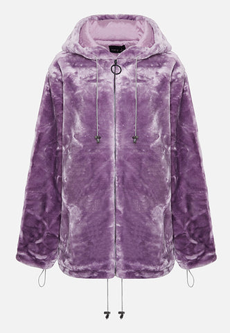 Story Of Lola | THE LILAC LOLA HOODIE (FULL ZIP)