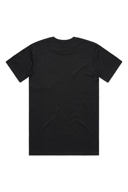 Super Size Skully T-Shirt - Black