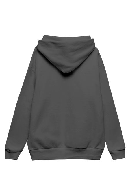 Story of Lola Skully Hoodie - Grey