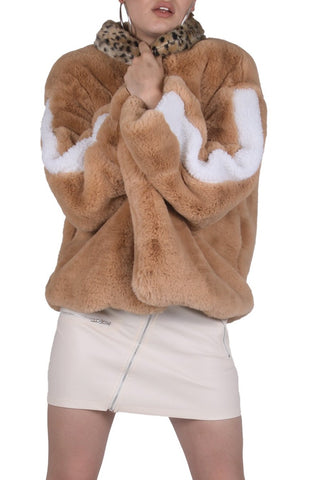 AMBAR FUR JACKET