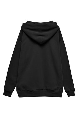 Story of Lola Skully Hoodie - Black