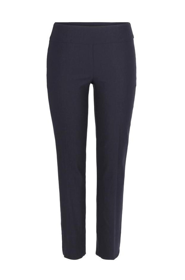 Navy Petal Techno Pant