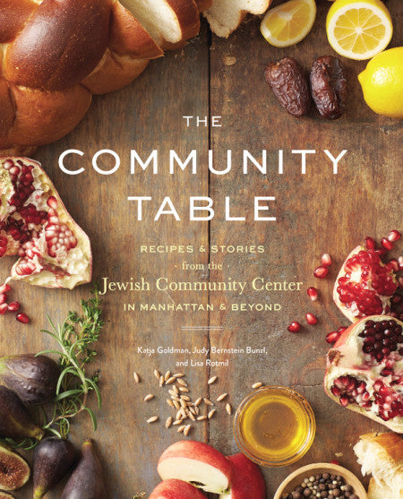 The Community Table Book
