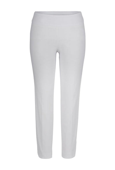 White Petal Techno Pant