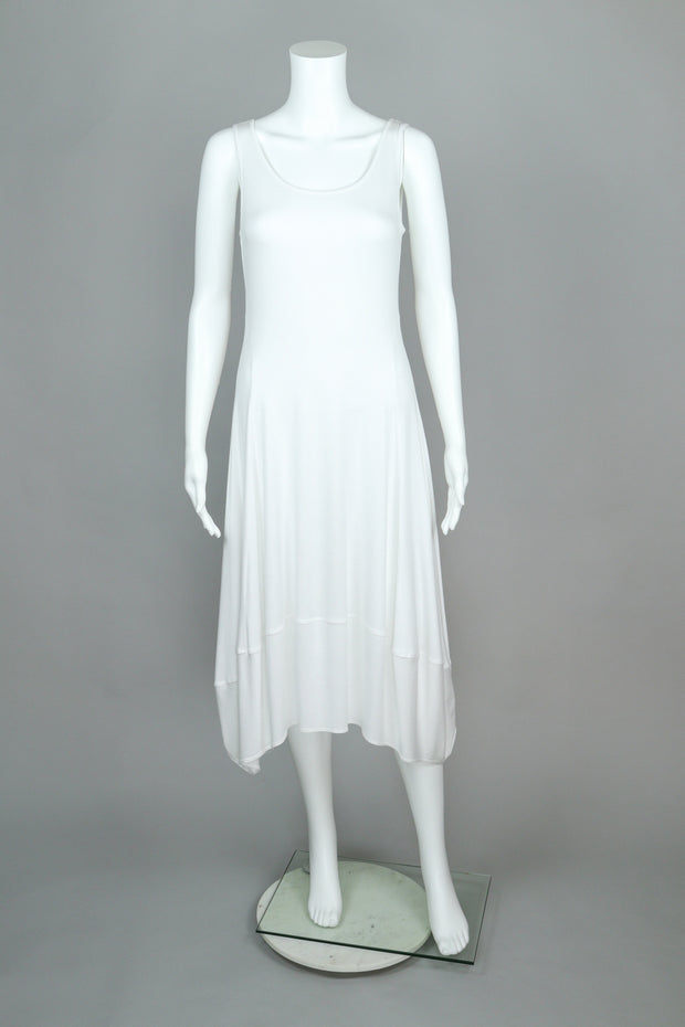White Lisa Dress