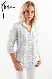 Eyelash Stripe Alex Shirt