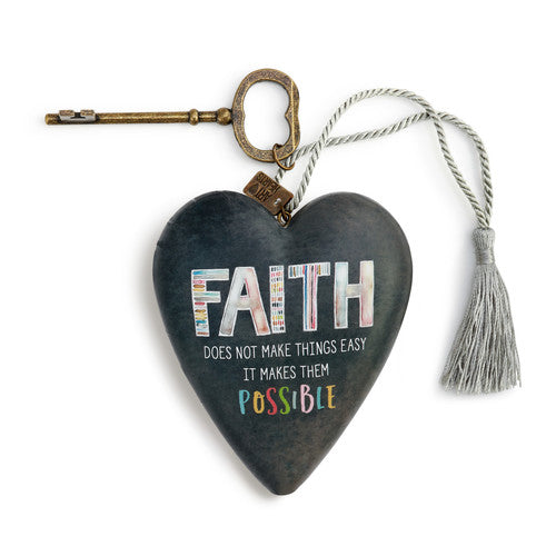 Faith  Art Heart