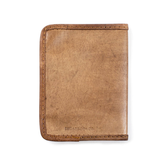 Of All the Books in the World - Leather Passport Cover