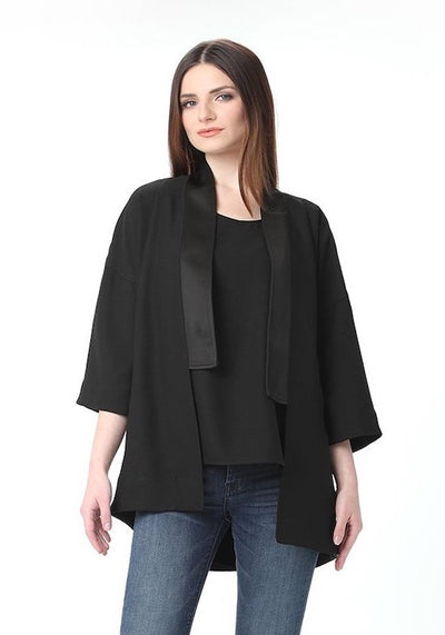Black Nayoko Jacket