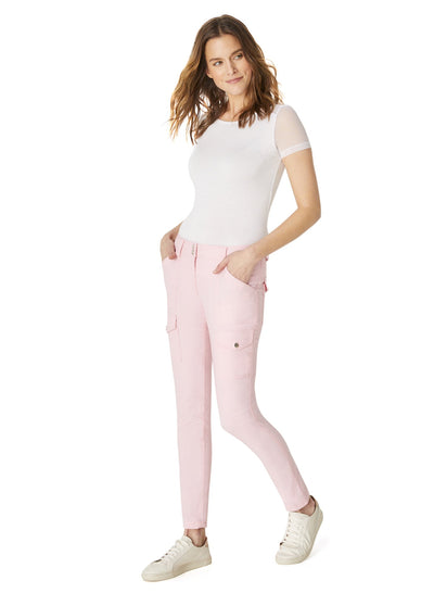 Pink Rose Garden Summer Kate Signature Cargo Pant