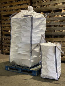 "Extra Large Bag of Kiln-Dried Hardwood Boiler Logs (20"")"