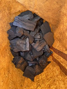 3kg Bag of British Lumpwood Charcoal