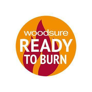 Woodsure and Ready to burn certified standard logs