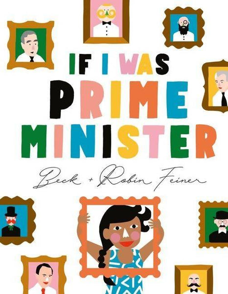 If I Was Prime Minister - Signed book (includes free delivery)