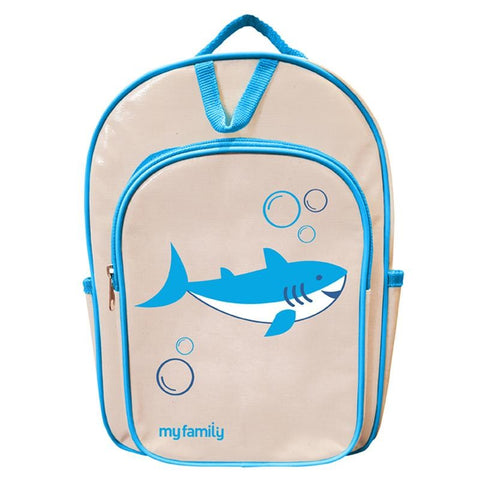 MY FAMILY Shark Back Pack