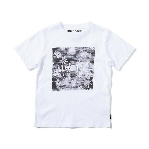 Munster Toucs Jersey SS Tee - White